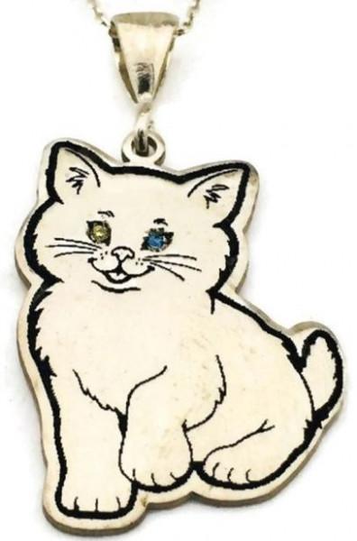 Wholesale Animal Design Silver Necklace Pendant