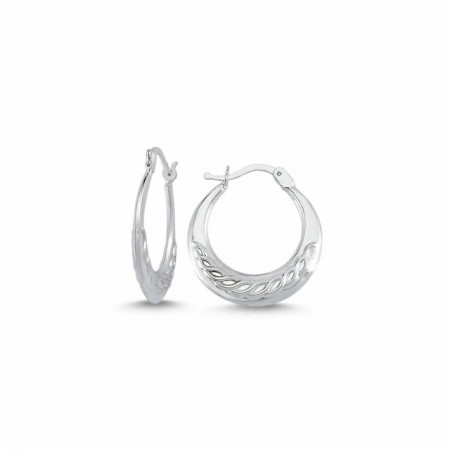 hoops silver turkish wholesale earring