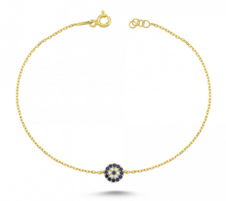 wholesale evil eye silver  bracelet