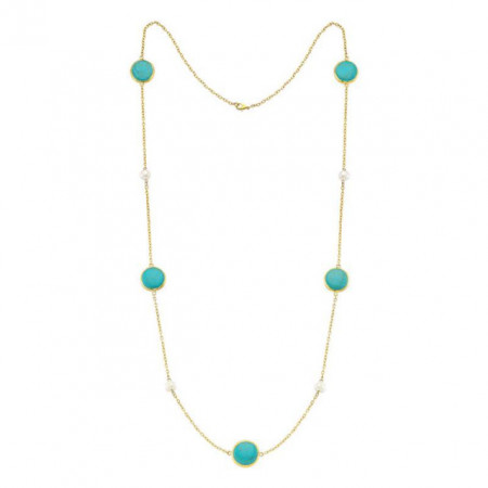 Fashion Design Long Necklace