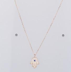 wholesale hamsa jewelry necklace hand of fatima