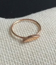 Turkish Rings Wholesale Rose Gold Minimal Silver 925