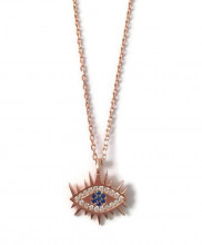 Evil Eye Wholesale Necklace Plated Pendant
