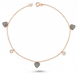 Anklet Charm Wholesale Turkish Sterling Silver