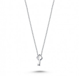 Key Necklace Pendant Wholesale Sterling 925 Silver