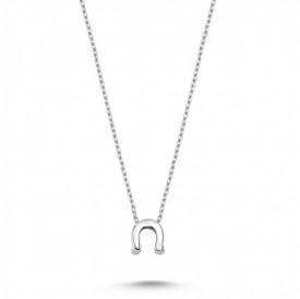 Horse Shoe Necklace Pendant Wholesale Sterling 925 Silver