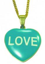 Wholesale Letter Design Silver Necklace