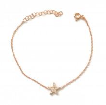 Wholesale Star Design Turkish Silver Bracelet
