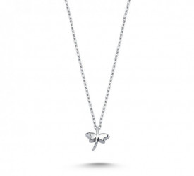 Dragonfly Necklace Pendant Wholesale Sterling 925 Silver