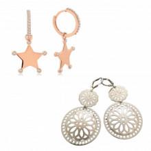 Wholesale Turkish Silver Earring