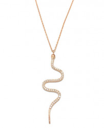 Snake Design Wholesale Turkish Silver Necklace