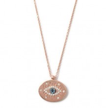 Turkish Evil Eye Necklace Wholesale Sterling Silver Pendant