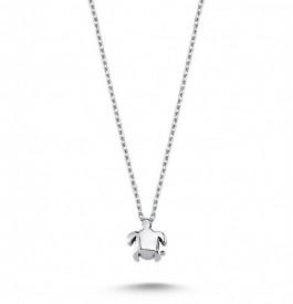 Turtle Necklace Pendant Wholesale Sterling 925 Silver