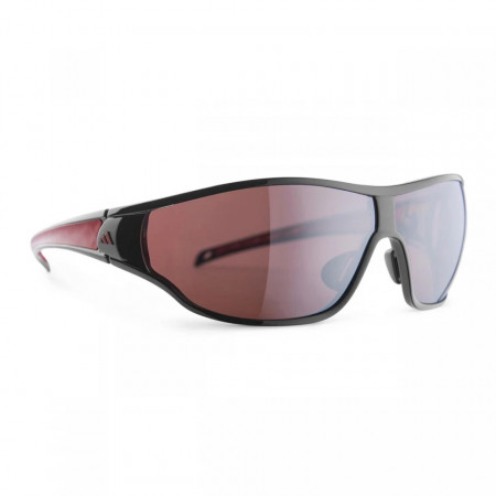 Ochelari Sport Adidas Tycane Black Shiny/Red Pol L