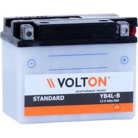 Baterie moto Volton 12V 4Ah, 45A (YB4L-B)