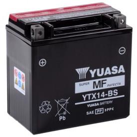 Baterie moto Yuasa AGM 12V 12Ah, 200A YTX14-BS (CP)