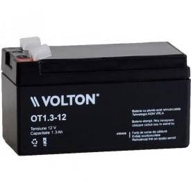 Baterie stationara Volton, 12V, 1.3Ah, OT1.3-12