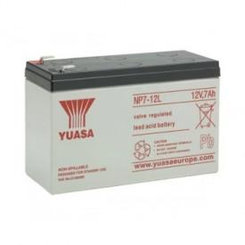 Baterie stationara Yuasa, 12V, 7 Ah, NP7-12L