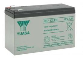 Baterie stationara Yuasa, 12V, 7 Ah, RE7-12L