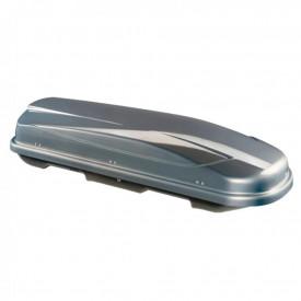 Cutie portbagaj Junior X-treme 450 Silver Aeroskin