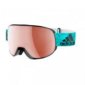 Ochelari Adidas GOGGLES PROGRESSOR S Clear Aqua/LST Active Silver Anti-Fog