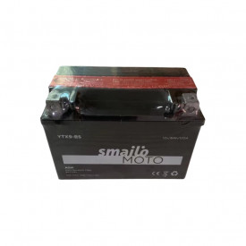 Baterie moto Smailo AGM Gel 12V 8Ah, 120A S-YTX9-BS (YTX9-BS)