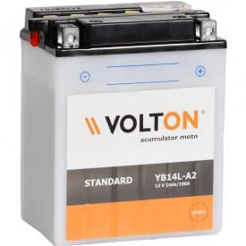 Baterie moto Volton 12V 14Ah, 190A (YB14L-A2)