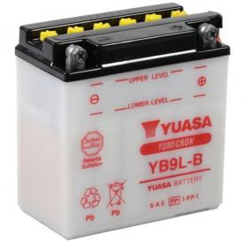 Baterie moto Yuasa YuMicron 12V 9Ah, 115A YB9L-B (DC)