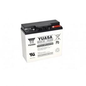 Baterie stationara Yuasa, 12V, 22 Ah, REC22-12