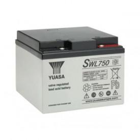 Baterie stationara Yuasa, 12V, 25 Ah, SWL750