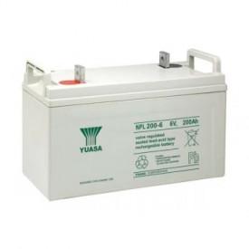 Baterie stationara Yuasa, 6V, 200 Ah, NPL200-6