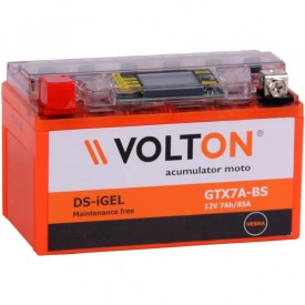 Baterie moto Volton DS-iGEL 12V 7Ah, 105A (GTX7A-BS)