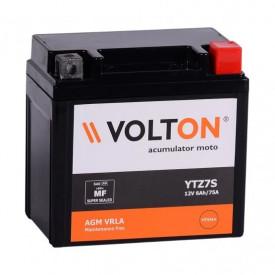 Baterie moto Volton FA 12V 6Ah, 75A (YTZ7S)