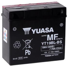 Baterie moto Yuasa AGM 12V 19Ah, 170A YT19BL-BS (CP)