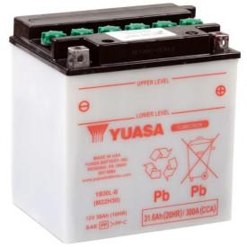 Baterie moto Yuasa YuMicron 12V 30Ah, 300A YB30L-B (DC)