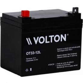Baterie stationara Volton, 12V, 33.0Ah, OT33-12