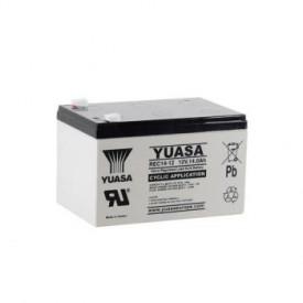 Baterie stationara Yuasa, 12V, 14 Ah, REC14-12