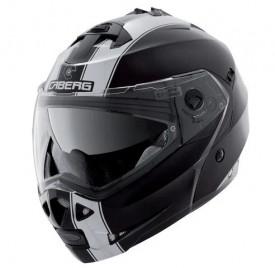 Casca moto Caberg Duke Legend Black / White
