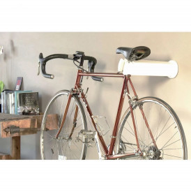 Suport depozitare bicicleta Peruzzo 405 Cool Bike Rack (Rosu)