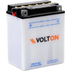Baterie moto Volton 12V 14Ah, 190A (YB14-A2)