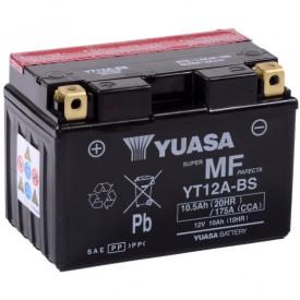 Baterie moto Yuasa AGM 12V 10Ah, 175A YT12A-BS (CP)