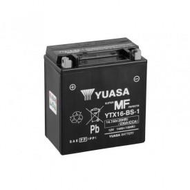 Baterie moto Yuasa AGM 12V 14Ah, 230A YTX16-BS-1 (CP)