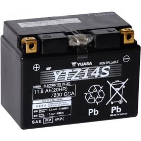 Baterie moto Yuasa FA 12V 11.2Ah, 230A YTZ14S (WC)