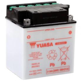Baterie moto Yuasa YuMicron 12V 30Ah, 300A YB30CL-B (DC)