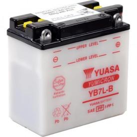 Baterie moto Yuasa YuMicron 12V 8Ah, 75A YB7L-B (DC)