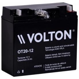 Baterie stationara Volton, 12V, 20.0Ah, OT20-12
