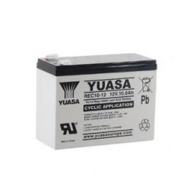 Baterie stationara Yuasa, 12V, 10 Ah, REC10-12