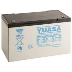 Baterie stationara Yuasa, 12V, 100 Ah, NPC100-12