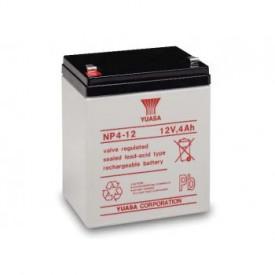 Baterie stationara Yuasa, 12V, 4 Ah, NP4-12