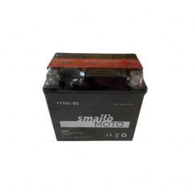 Baterie moto Smailo AGM Gel 12V 4Ah, 70A S-YTX5L-BS (YTX5L-BS)